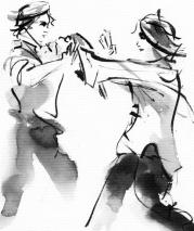 Sketch Wing Chun