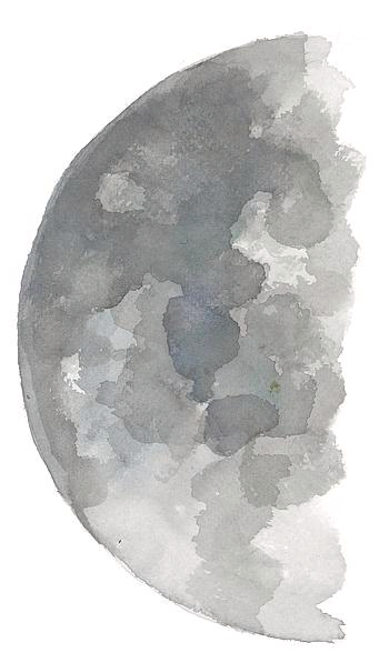 crescent-moon-watercolor-painting-silver-blue-gray-abstract-half-moon-art-print-joanna-szmerdt