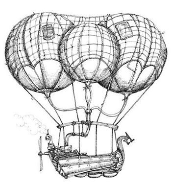 drawn-hot-air-balloon-steampunk-20